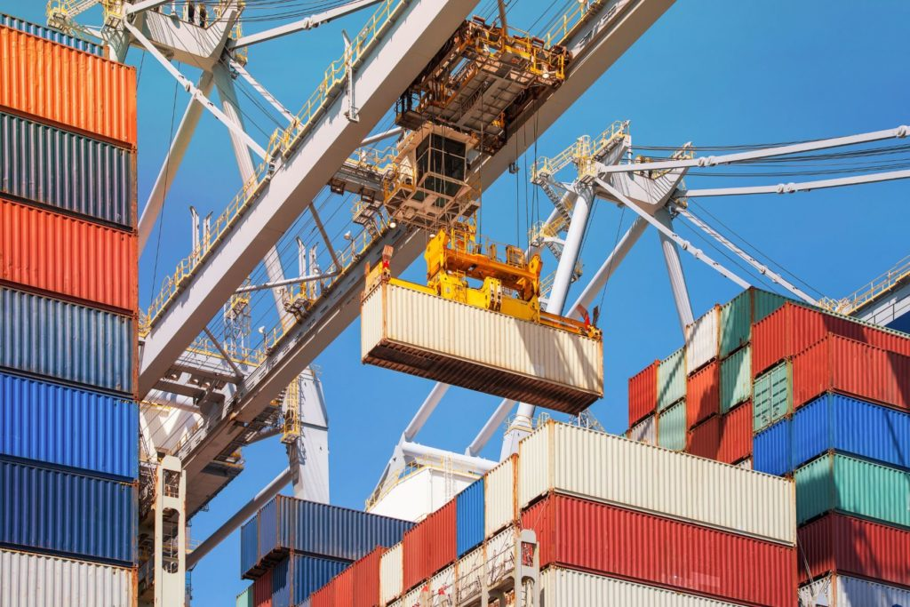 More container terminal efficiency by better planning